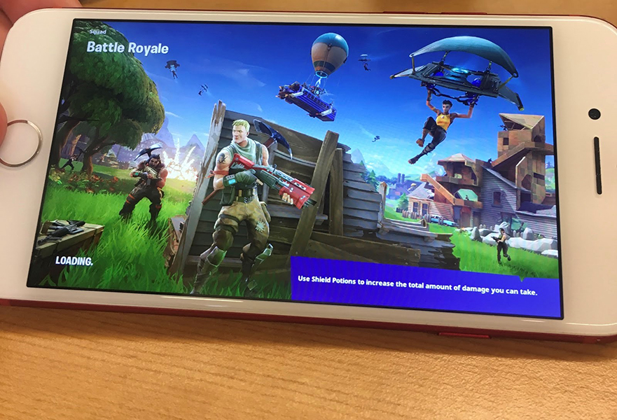 Fortnite S Revolution The Issaquah High Times