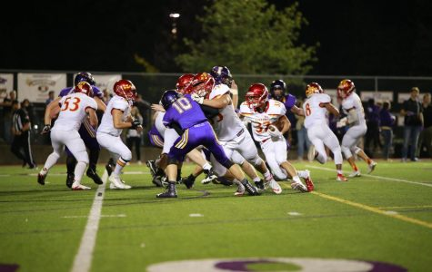 Issaquah Varsity Football Beats Newport in Double Overtime