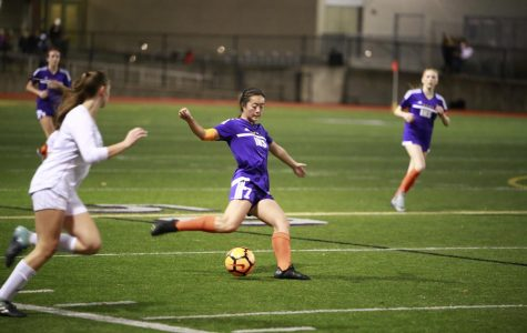Girls' Varsity Soccer Team Wins Districts in a Thrilling Penalty Shootout Versus Redmond