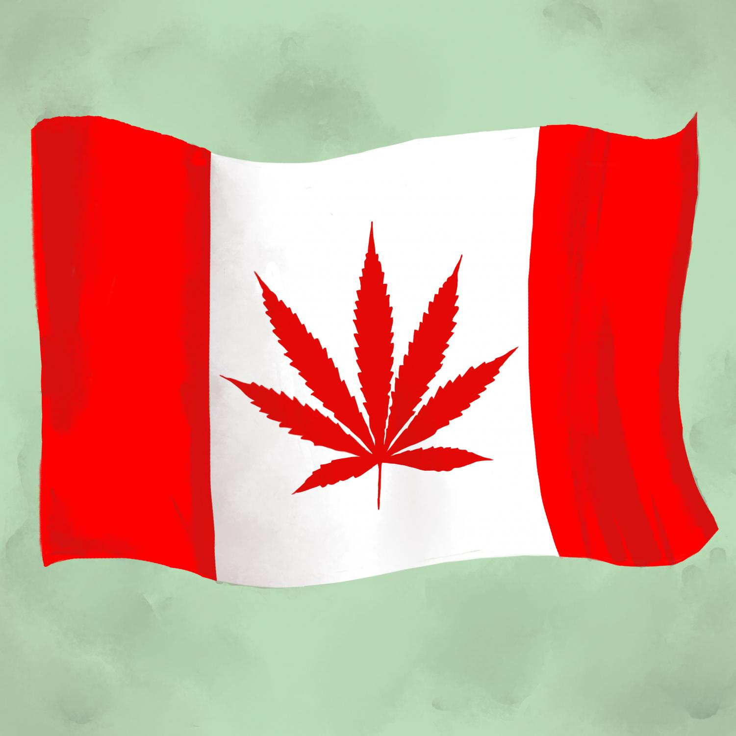 CANNABIS NOW LEGAL Will Canada's full legalization of cannabis prove fruitful for the economy and the country, or will this cause the country to lose all respect from its peers?