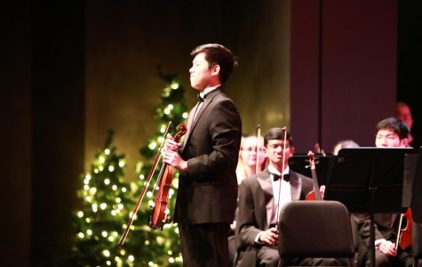 Greenwood and Chamber Orchestras Created a Festive Atmosphere