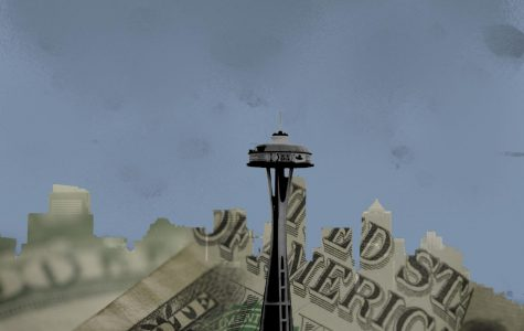 The High Costs of Living in Seattle and the Homeless Problem