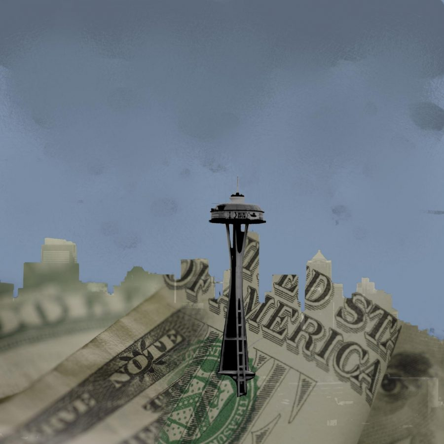 SEATTLE = MONEY: Seattle has become extremely expensive to live in the recent years, forcing lots of sacrifice and even causing some to go homeless.