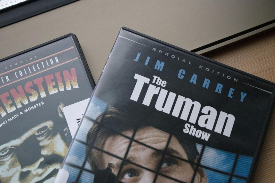 """CINEMA HAS DRASTICALLY CHANGED FROM CLASSICAL MOVIES LIKE """"FRANKENSTEIN'S,"""" TO MOVIES LIKE THE """"TRUMAN SHOW"""". This change comes about through a change similar to biological evolution, which gives the movies from each decade their own distinct """"adaptations. These changes aren't necessarily always good, but they are inevitable."""