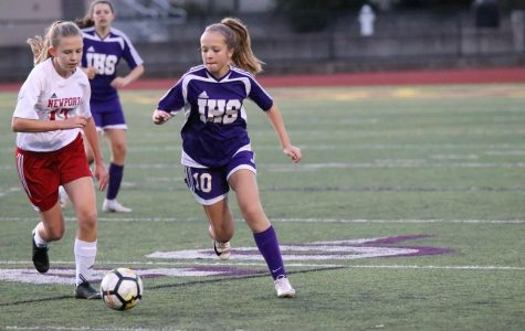 Girls C-Team Soccer Knocks Out the Newport Knights