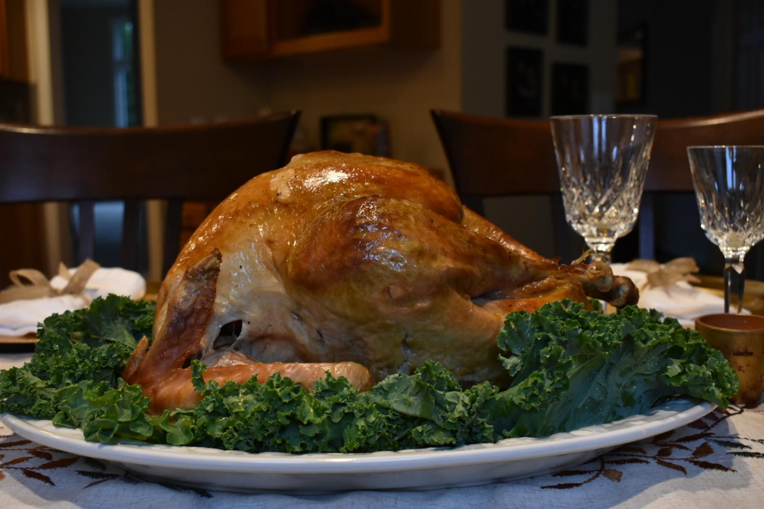 FALL FOODS: November brings to mind Thanksgiving feasts and other comfort food.
