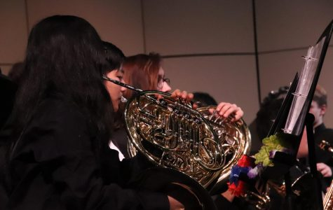 IHS Band Concert Highlights Dedicated Musicians