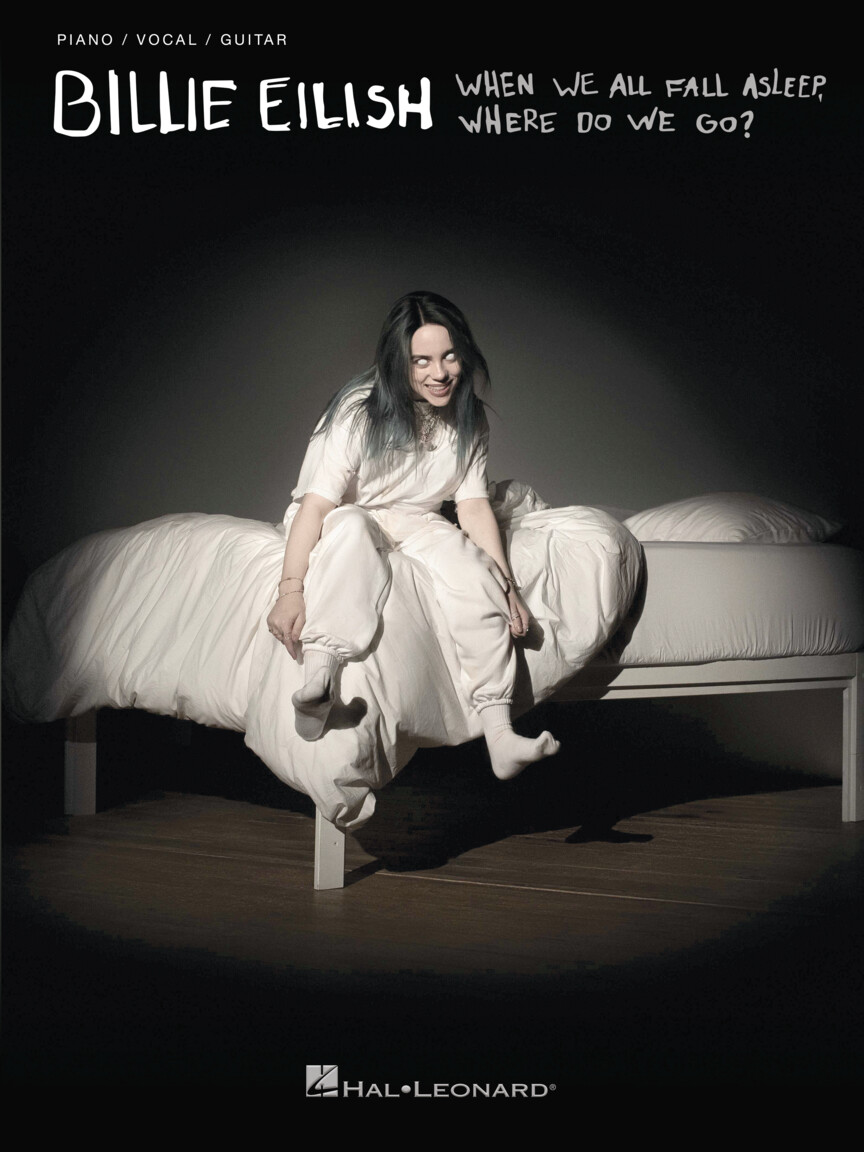 WINNING BIG: Billie Eilish's album, When We All Fall Asleep, Where Do We Go? took home the award for Best Album.
