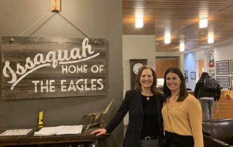 Kim Schrier Comes to Issaquah High School