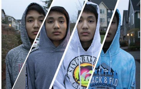 Addiction to Repetition: Sweatshirts