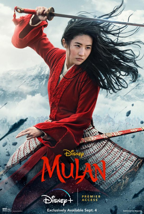 """""""Mulan""""- Not Up to the Mark"""