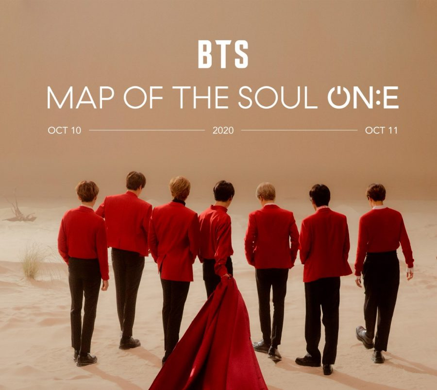 BTS's Map of the Soul ON:E Online Concert Is An Unforgettable Performance