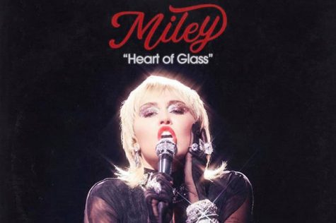 "Miley Cyrus's Passionate Cover of ""Heart of Glass"" Is Worth a Listen"